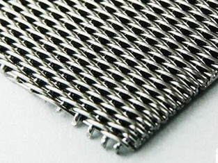 Stainless Steel Reverse Dutch Weave Wire Cloth Good Tensile Toughness