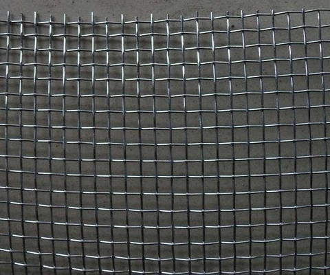 Industrial Stainless Steel Woven Wire Mesh Screen High Corrosion Resistance